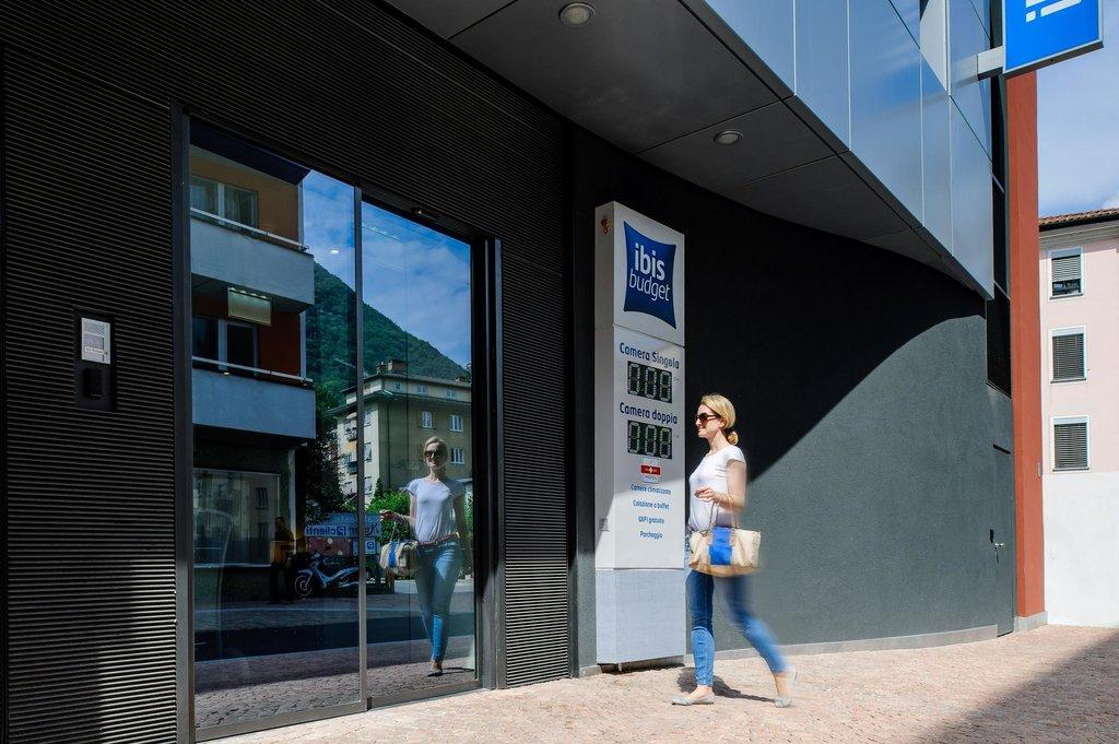 Ibis budget Lugano Paradiso