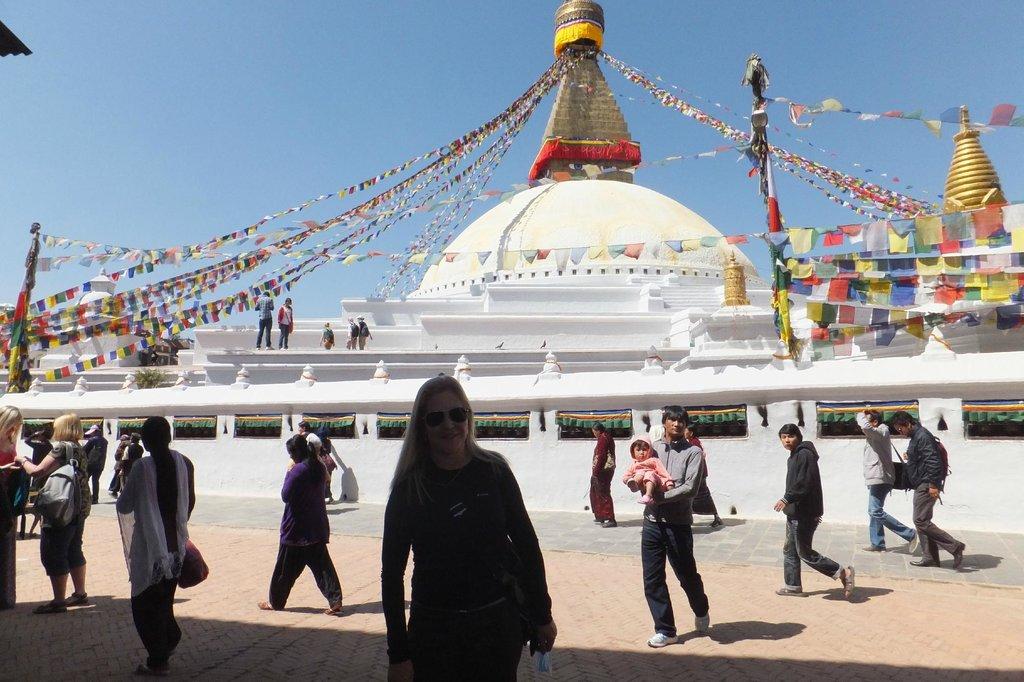Stupa View Lodge Kathmandu