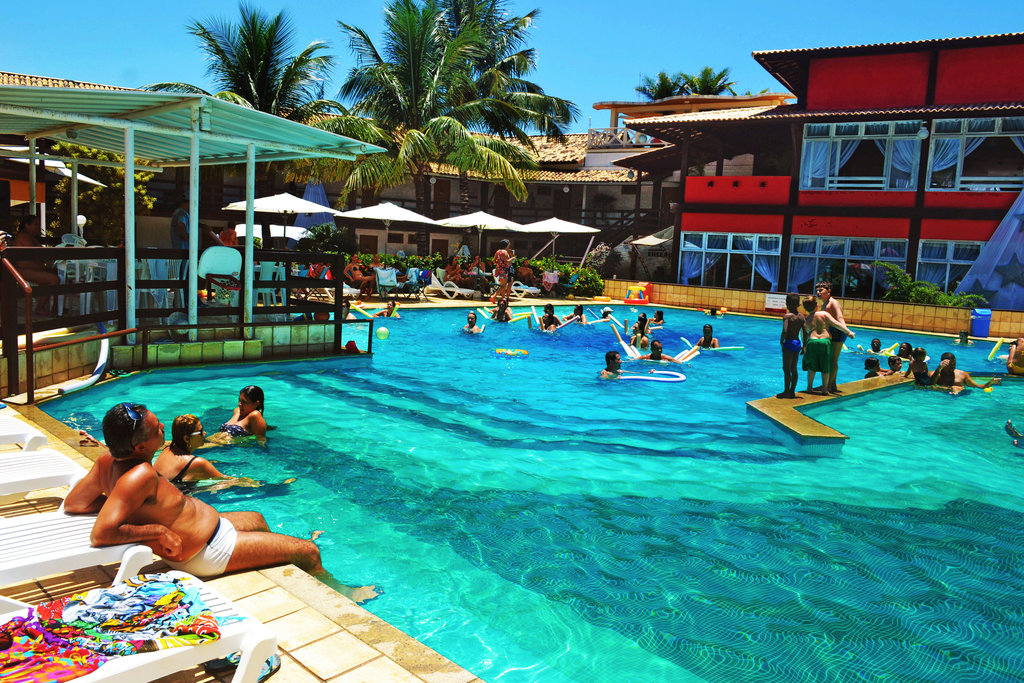 Vilarejo Praia Hotel