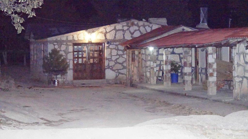 Cabanas Arepo - Barrancas de Lolita