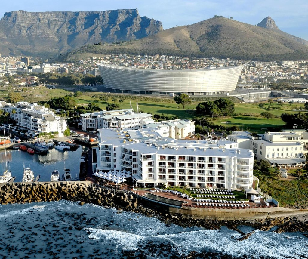 ‪Radisson Blu Hotel Waterfront, Cape Town‬