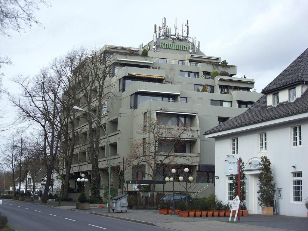 Lindner Boardinghouse Rheinhof