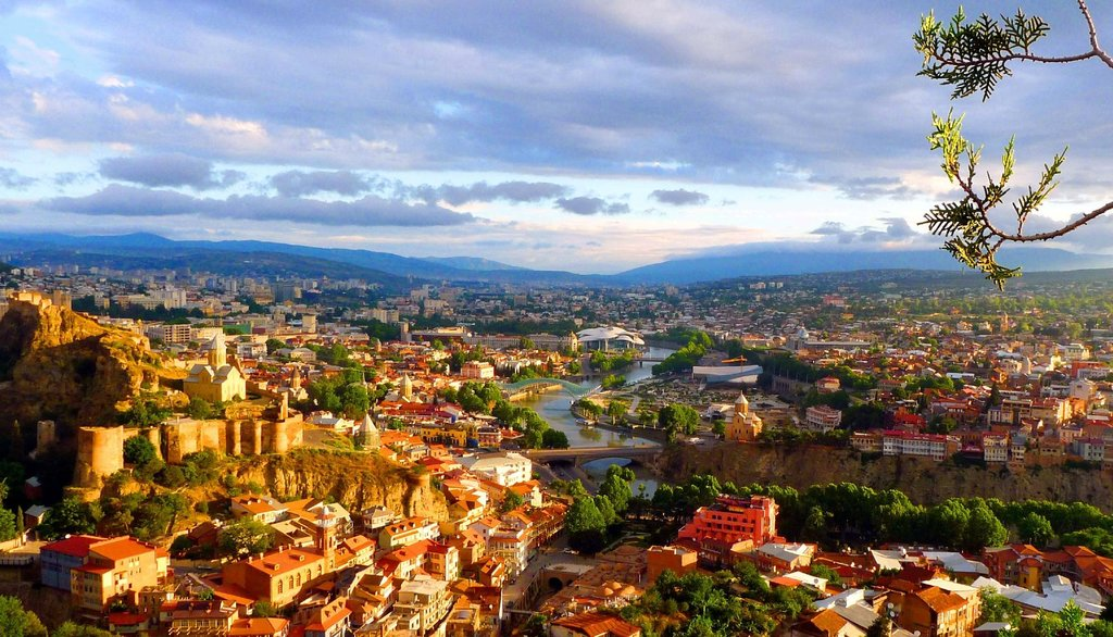 Old Tbilisi from www.exotour.travel (90658073)