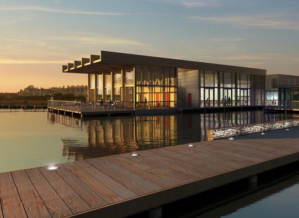 Crosby Lakeside Lodge