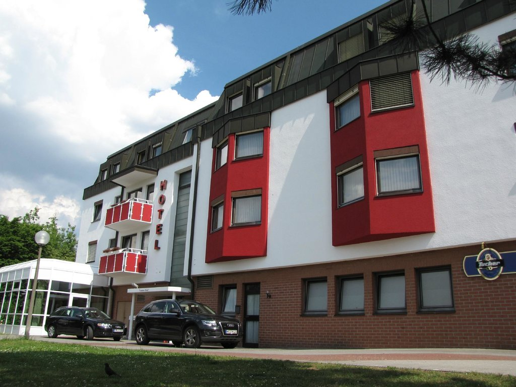 Montana Hotel Nürnberg-West Oberasbach