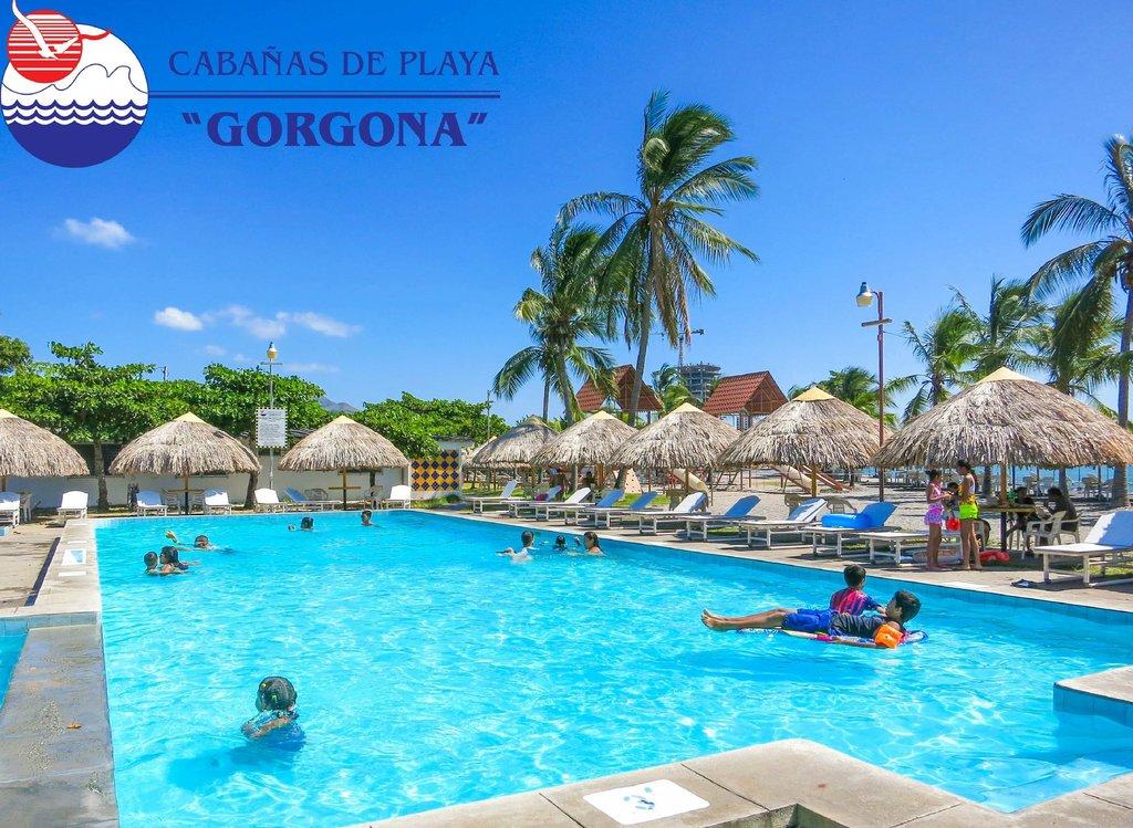 Cabanas de Playa Gorgona