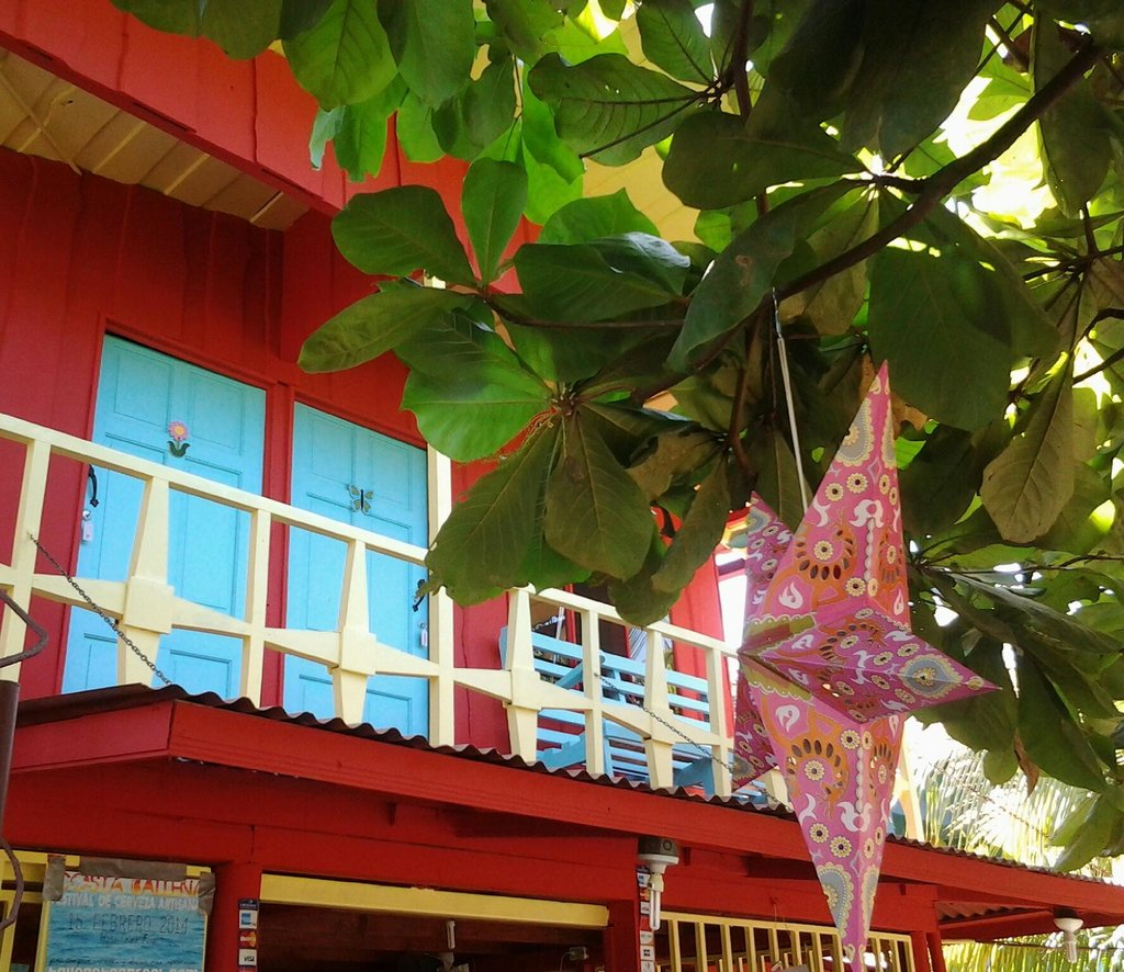 La Ballena Roja Guest House and Cafe