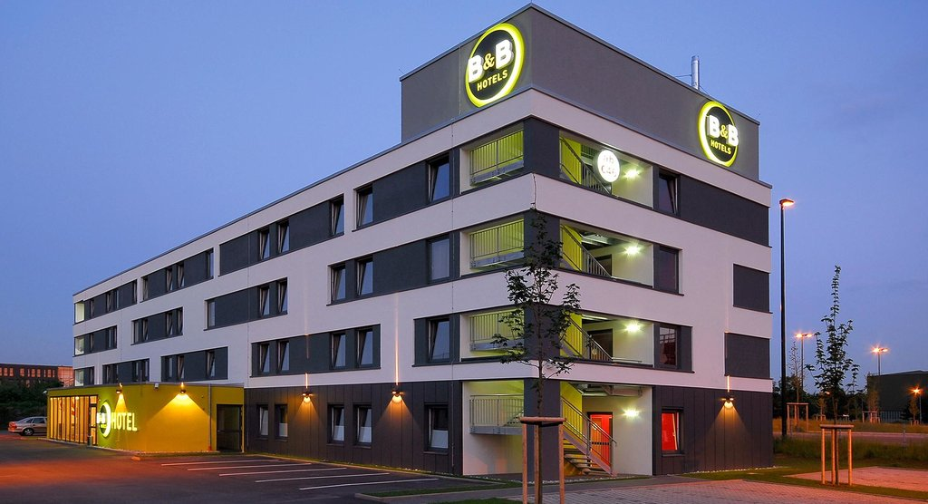 B&B Hotel Duesseldorf-Airport
