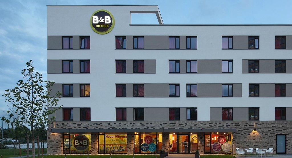 法兰克福-西B&B酒店