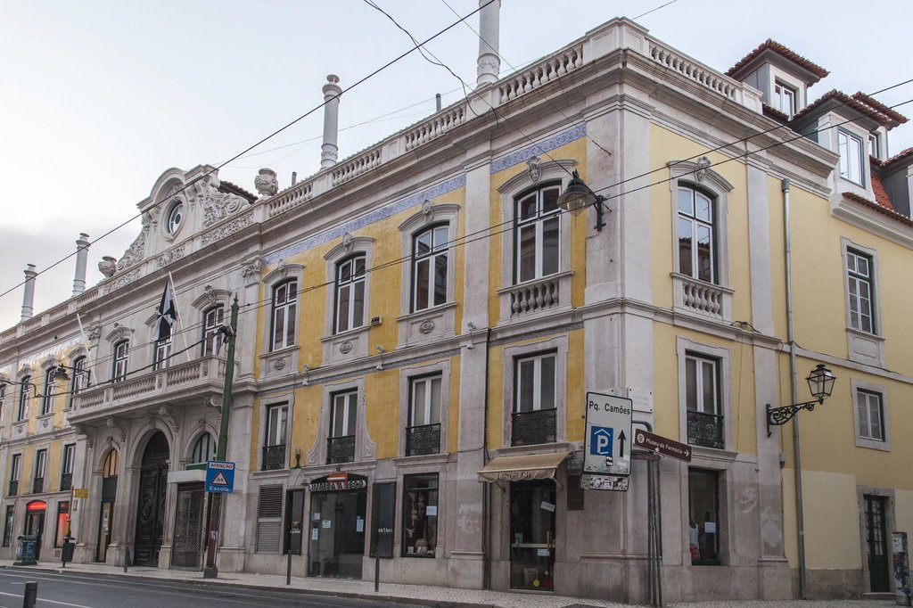 Palacio Camoes - Lisbon Serviced Apartments