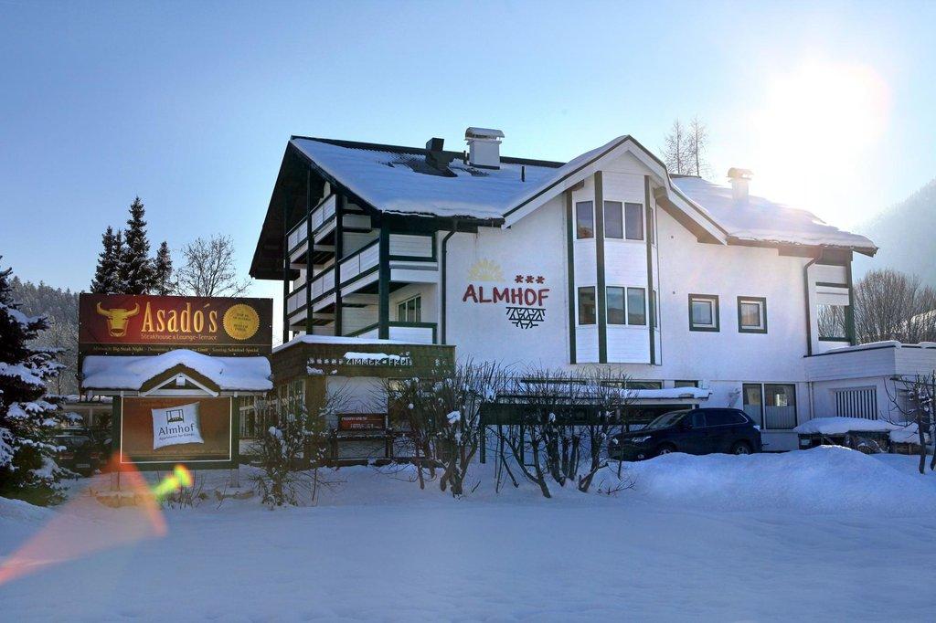 Appartement-Hotel Almhof