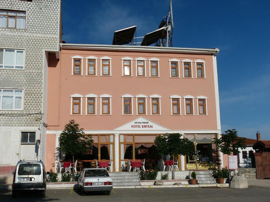 Hattusas Pension And Hotel Baykal