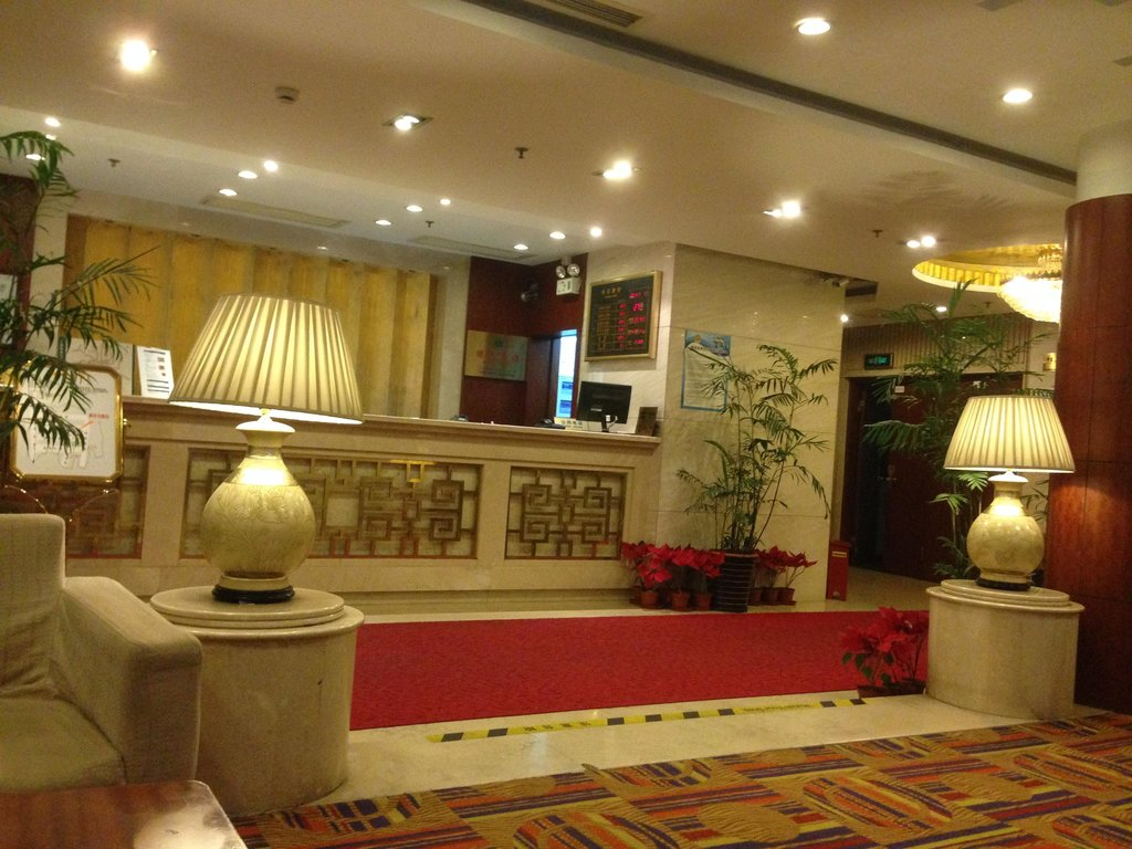 Motel 268 (Shanghai Xiangyang North Road)