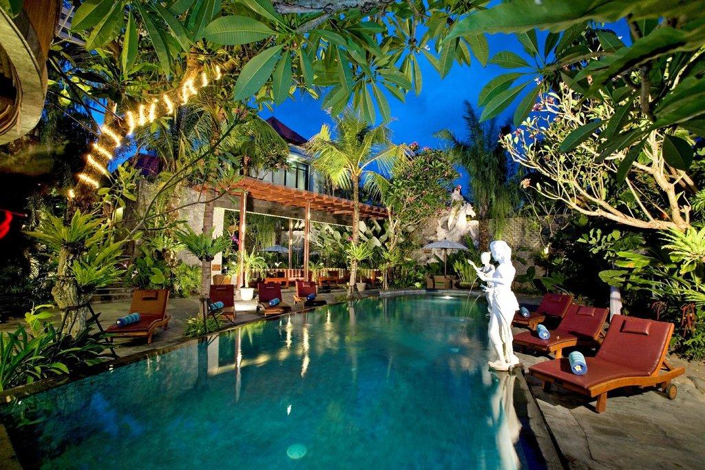 峇里夢幻別墅渡假村