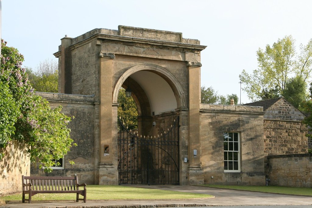 Rudding Gates