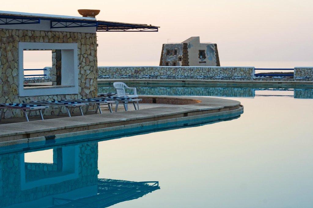 Hotel Ustica Punta Spalmatore