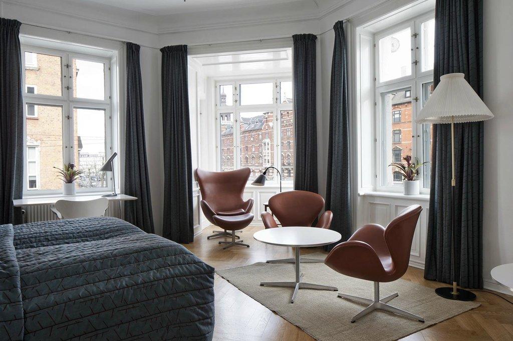 コペンハーゲン アレクサンドラ ホテル