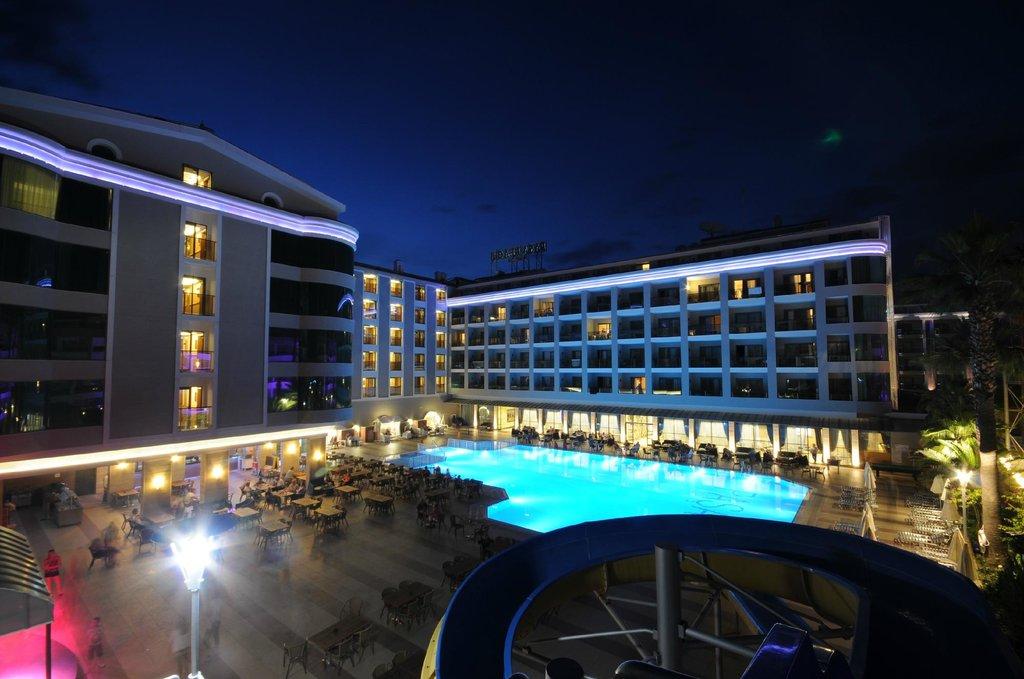 파사 비치 호텔