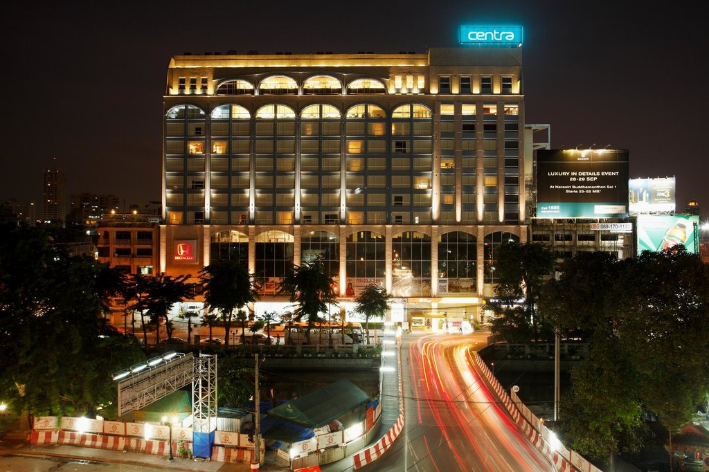 Centra by Centara Central Station Hotel Bangkok