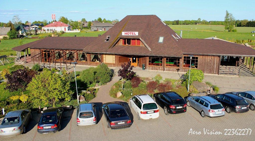 Отель Kaupo