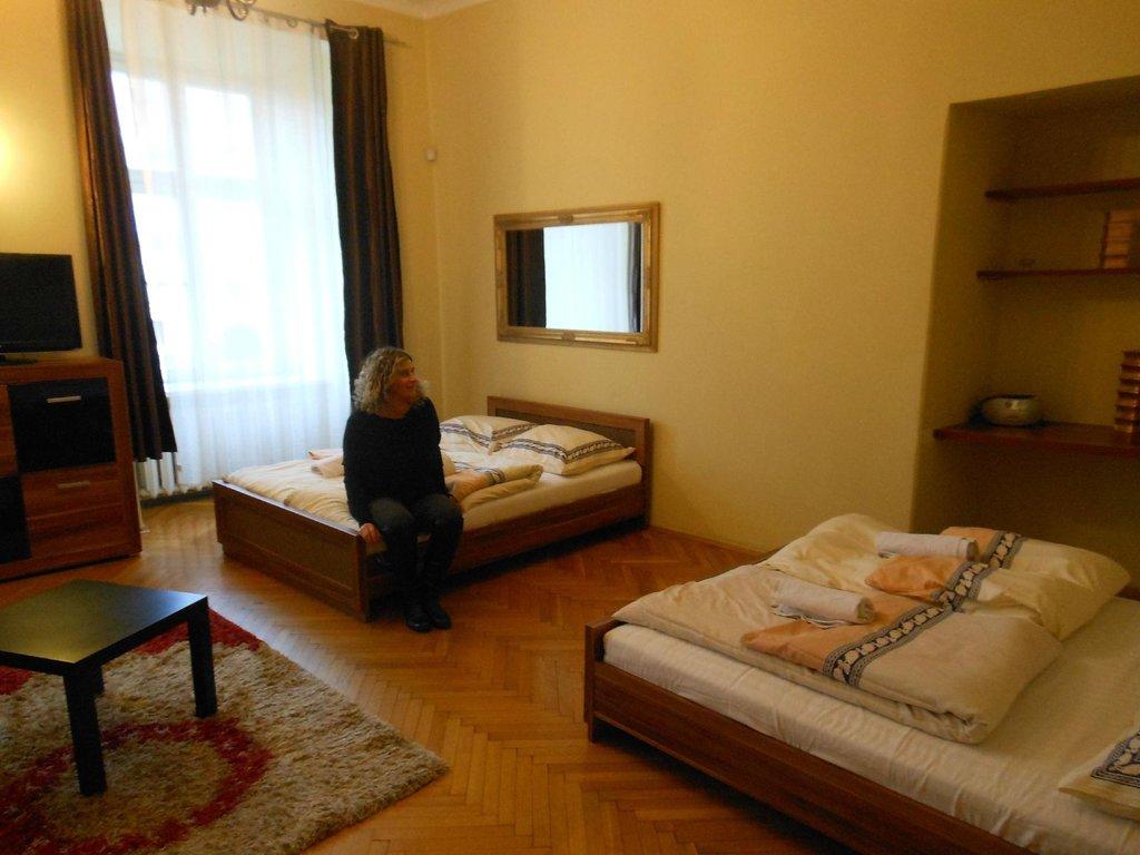 P&J Apartamenty Sw. Krzyza