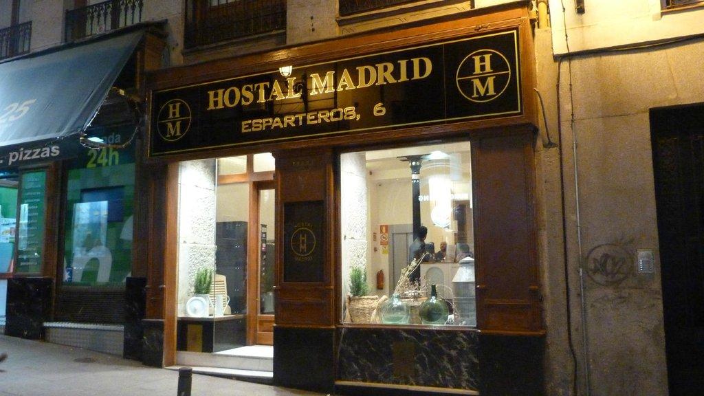 هوستال مدريد