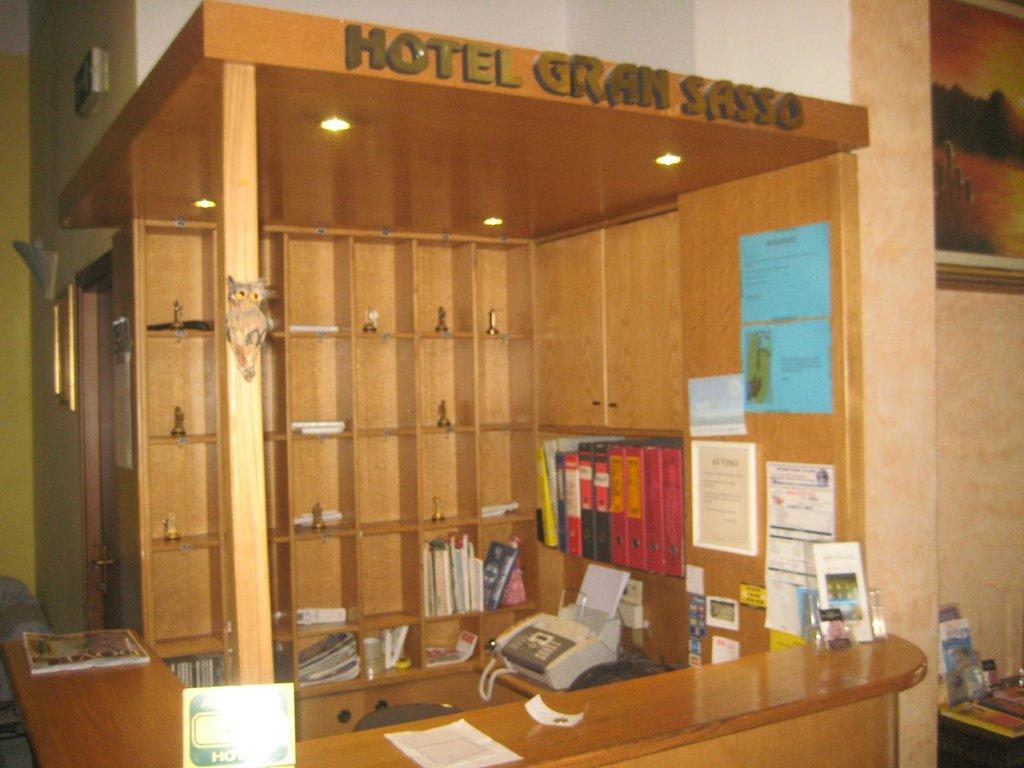 Hotel Gran Sasso