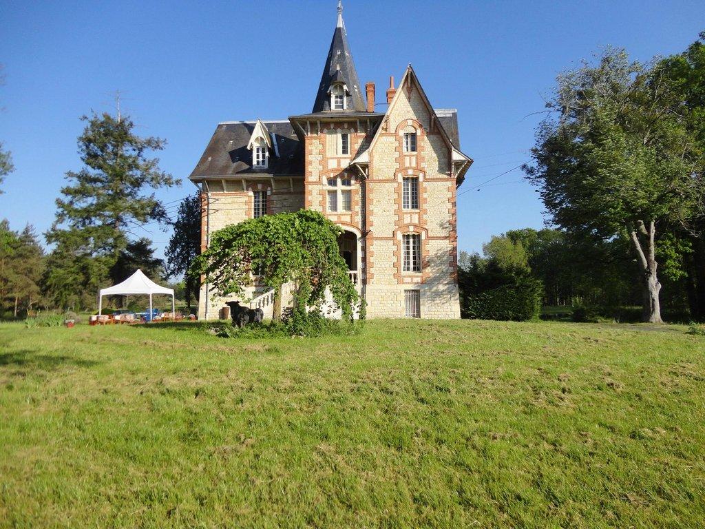 Chateau de Boisrobert