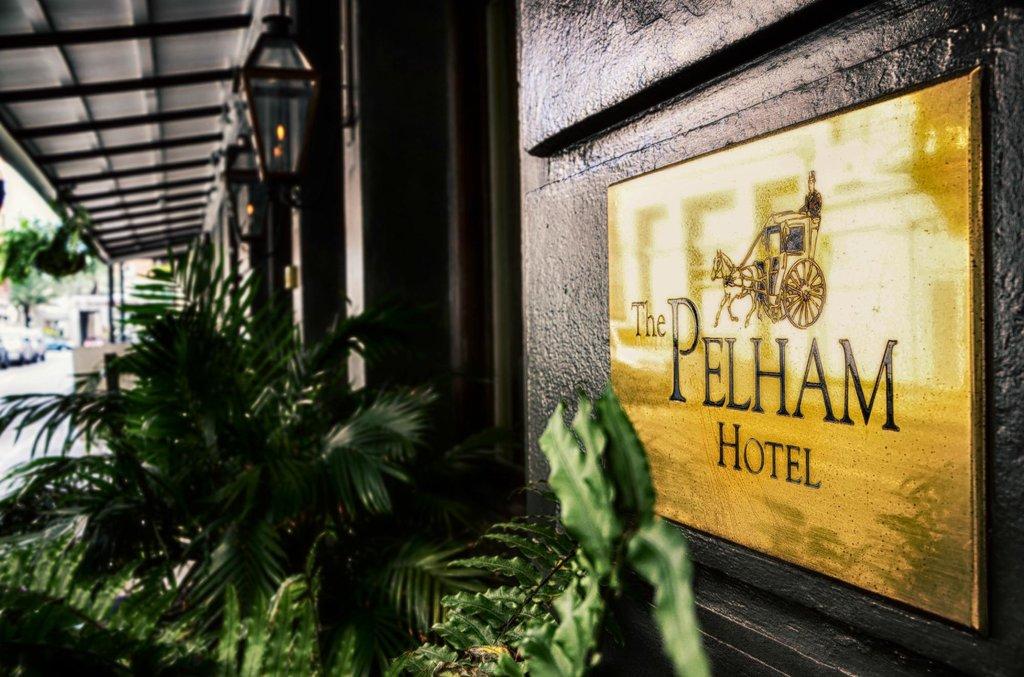 ペルハム ホテル ニューオーリンズ LA