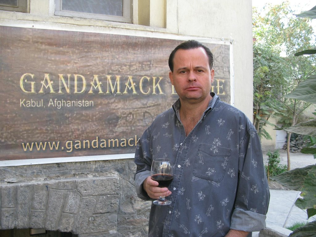 Gandamack Lodge