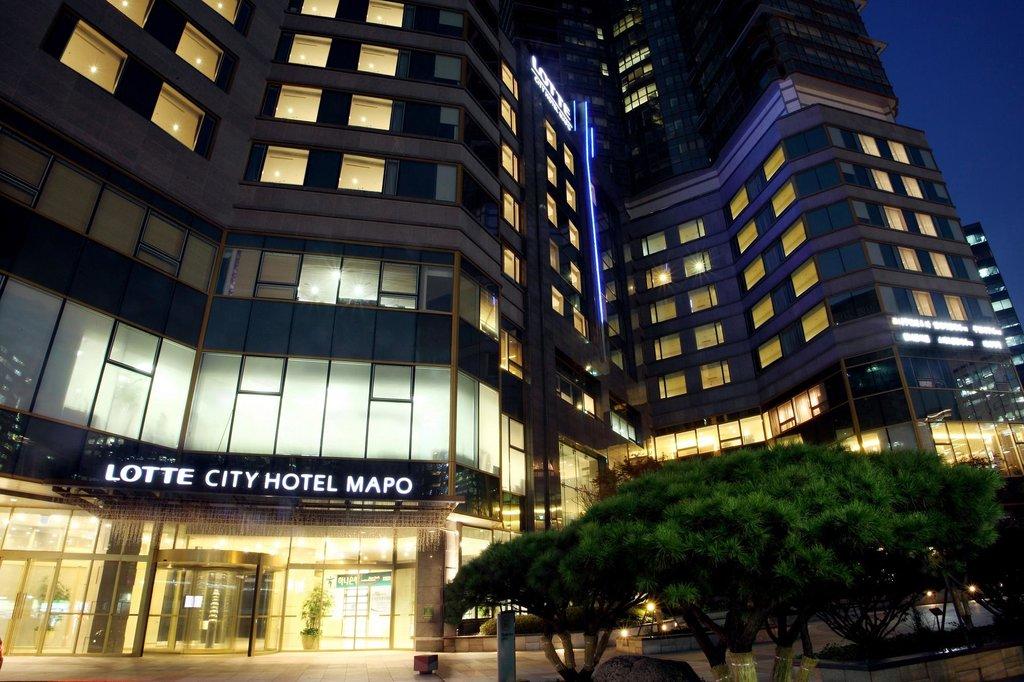 樂天城市酒店-麻浦