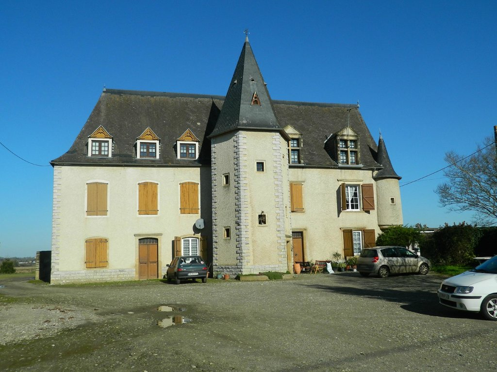 Chateau d'espalungue
