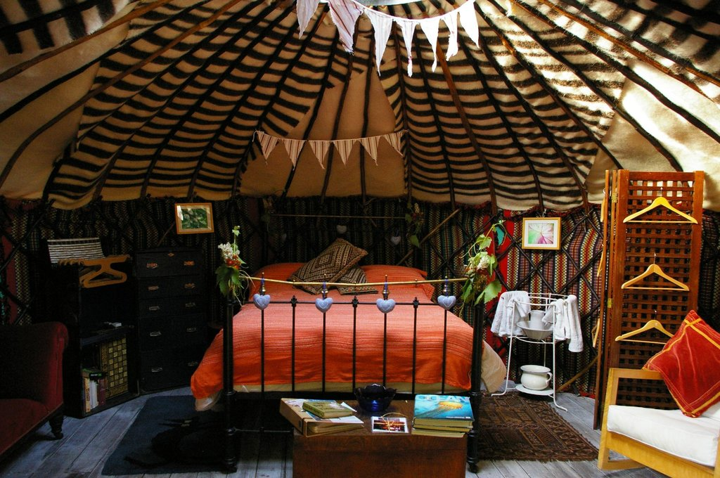 Yurt Holiday Portugal
