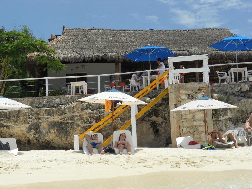 Hotel & Beach Club Garrafon De Castilla