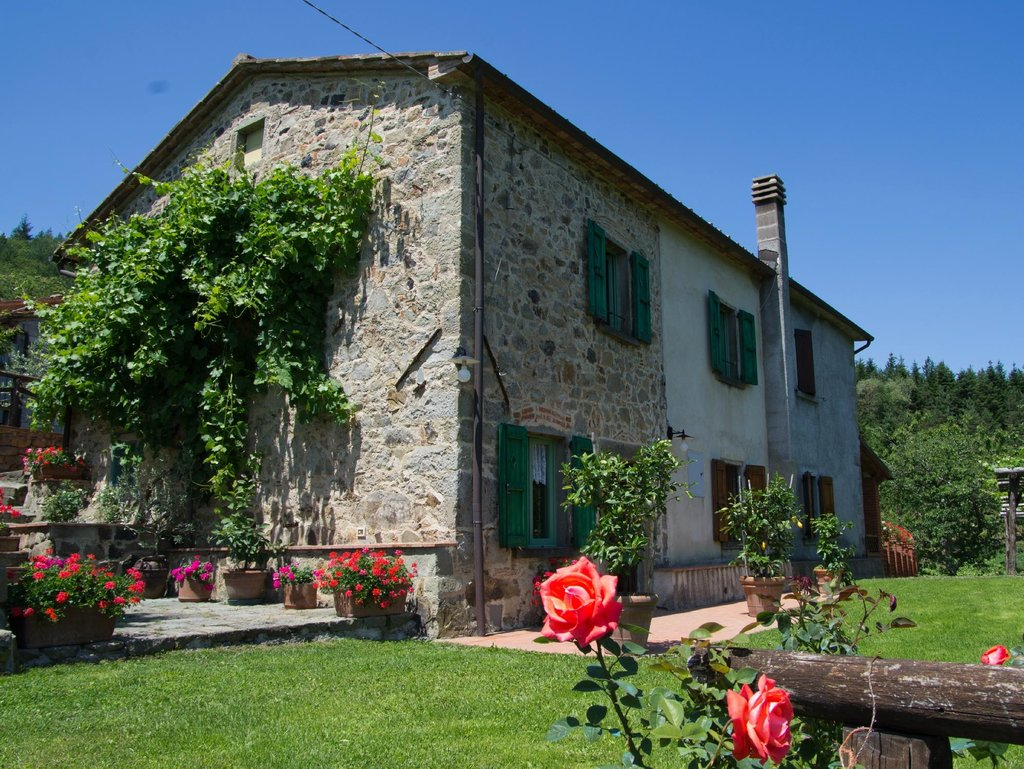 Farmhouse Le Panche di Massimo Domini