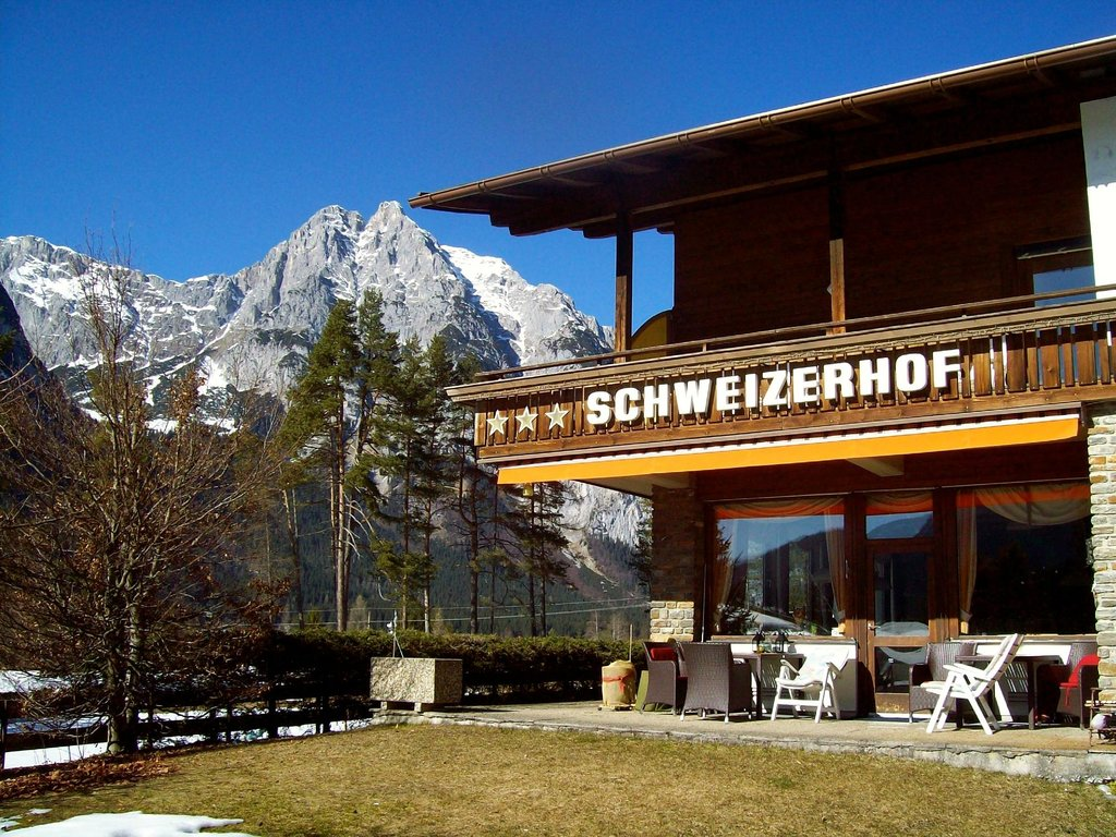 Hotel Pension Schweizerhof