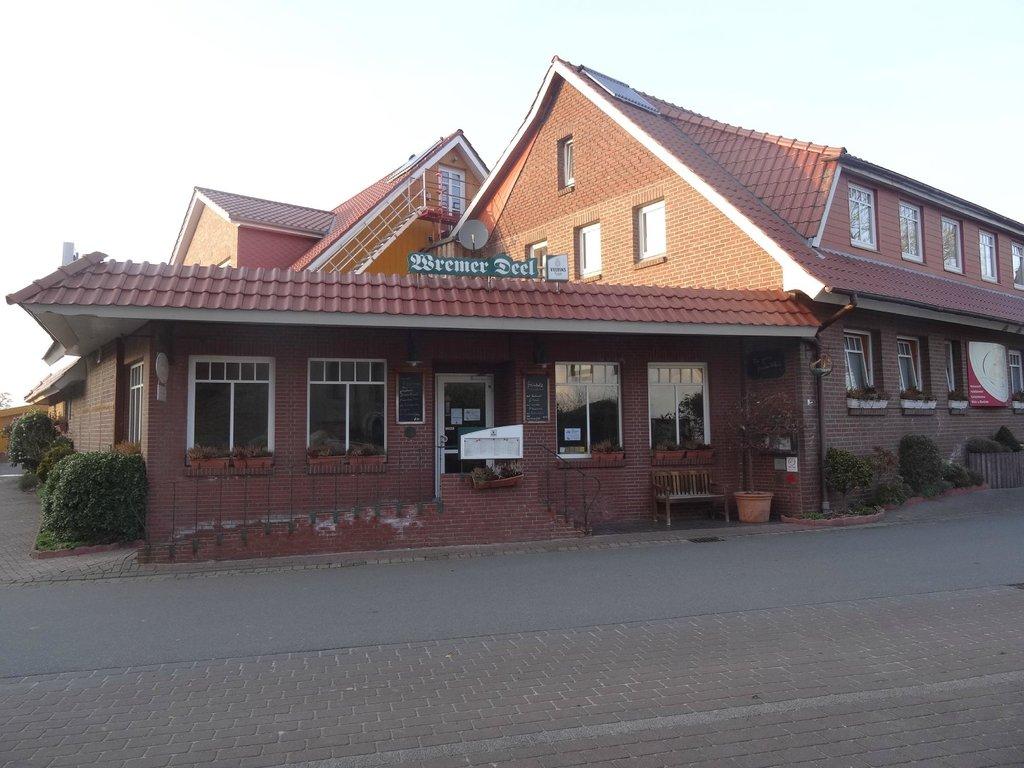 Landhaus Wremer Deel