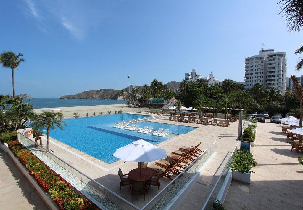 打馬卡塞爾科蒂爾海灘渡假飯店