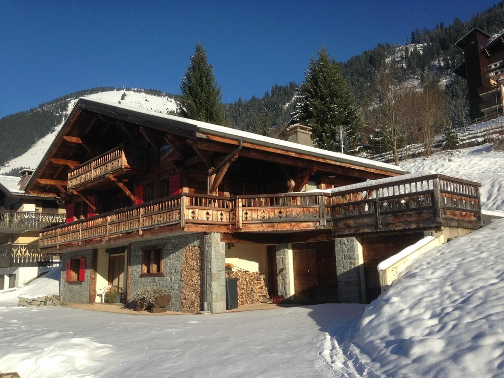 Chalet Les 2 Vallees