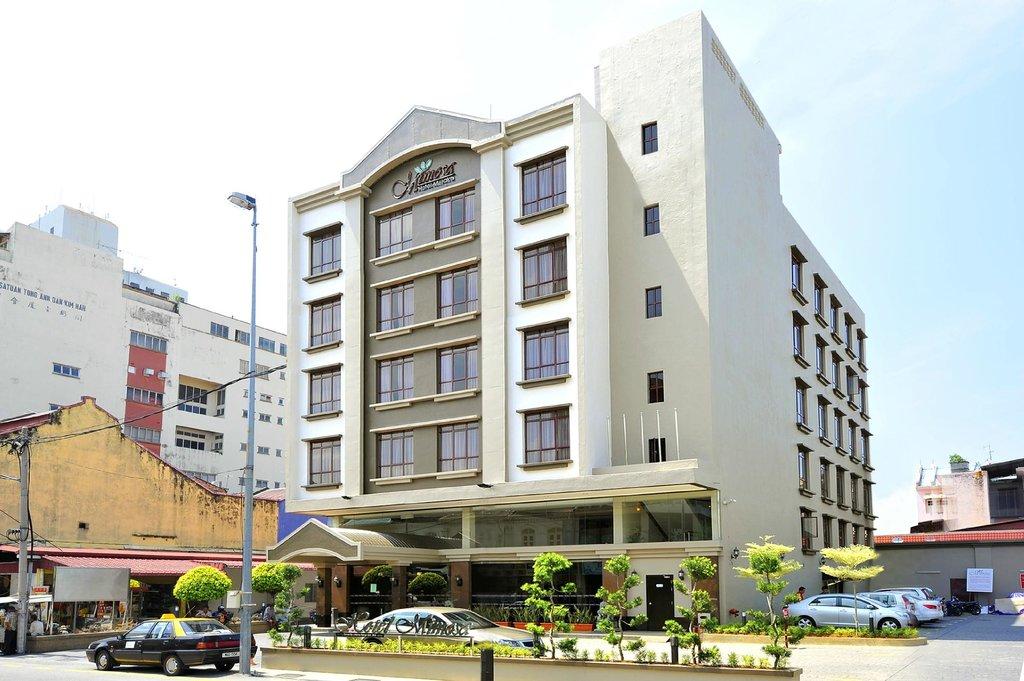 マラッカ ホテル ミモザ