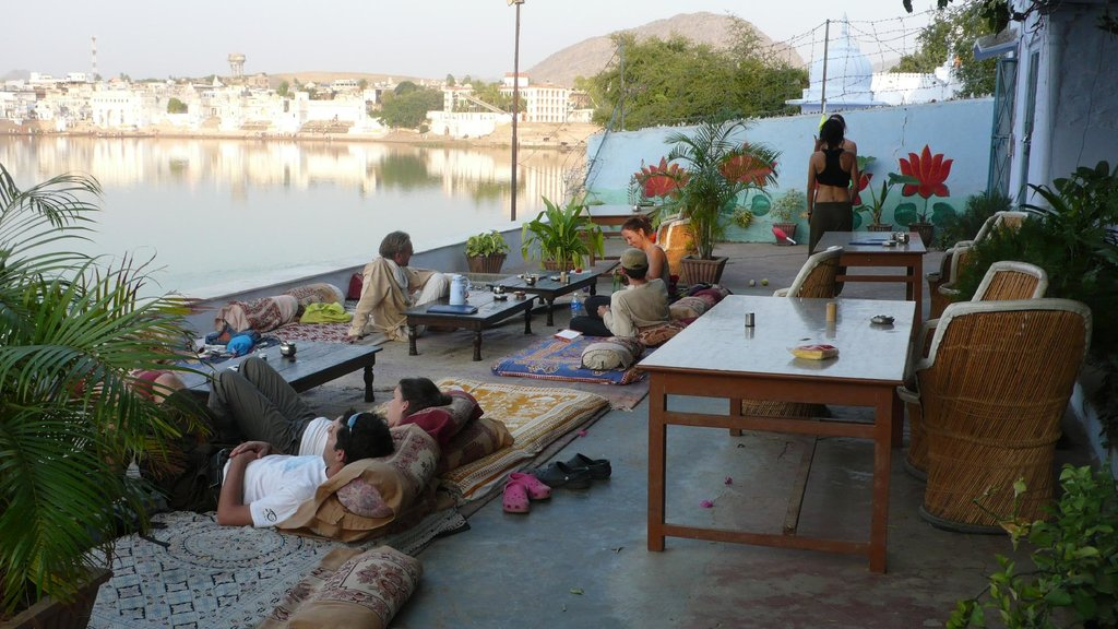 Hotel Lotus Pushkar