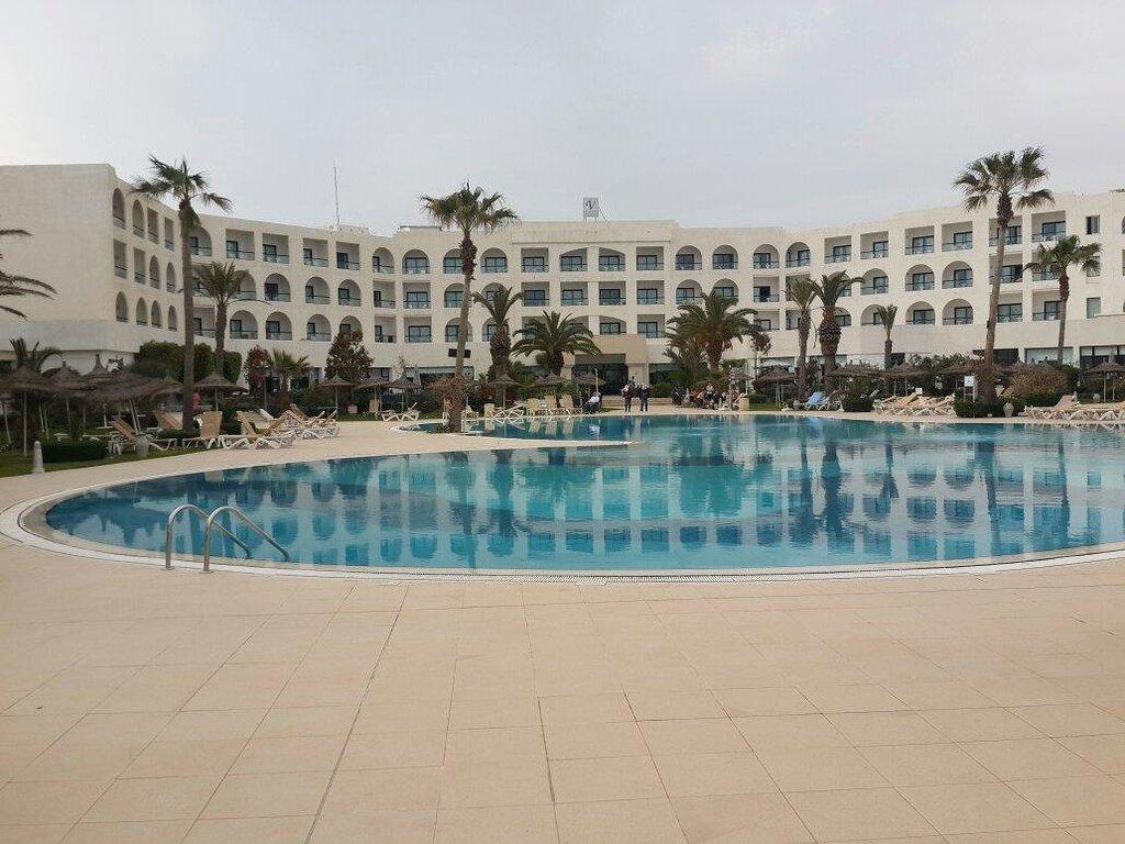 Vincci Nozha Beach Resort