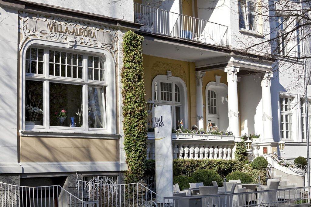 Privat-Hotel Villa Aurora