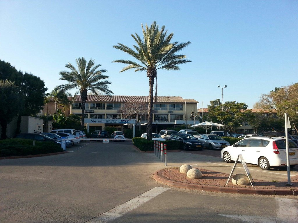 Hotel Kibbutz Shefayim