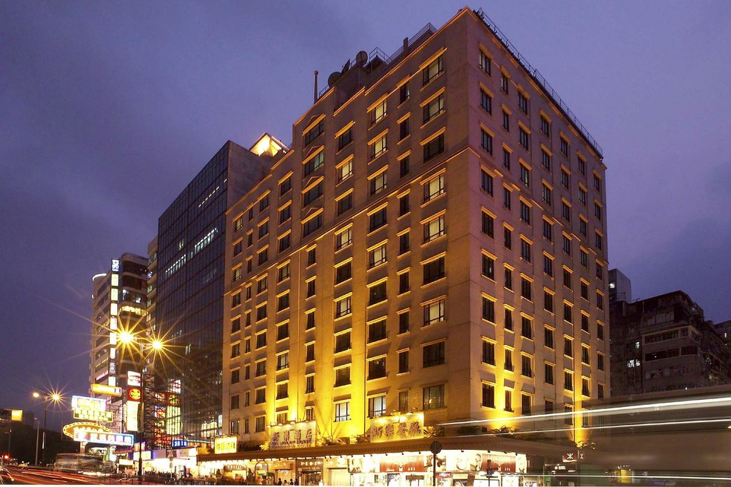 โรงแรมแชมร็อค