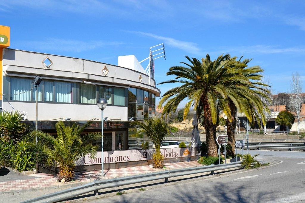 Hotel El Cruce