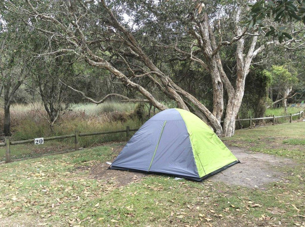Flat Rock Tent Park