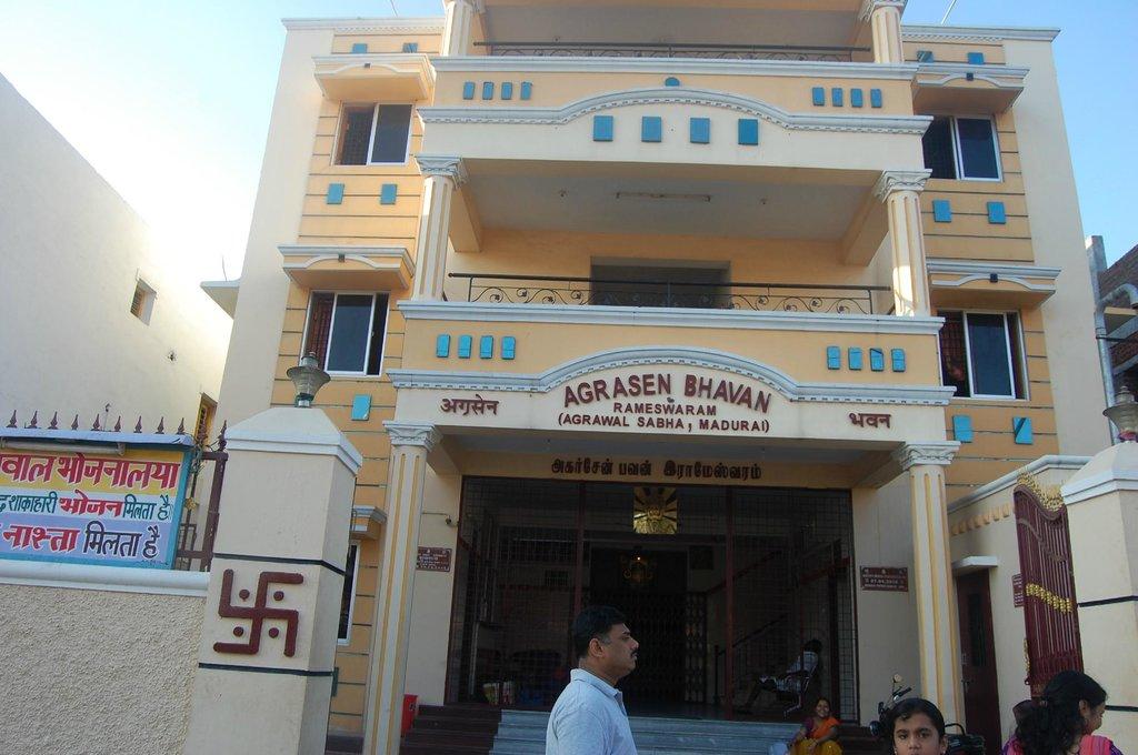 Agrasen Bhawan