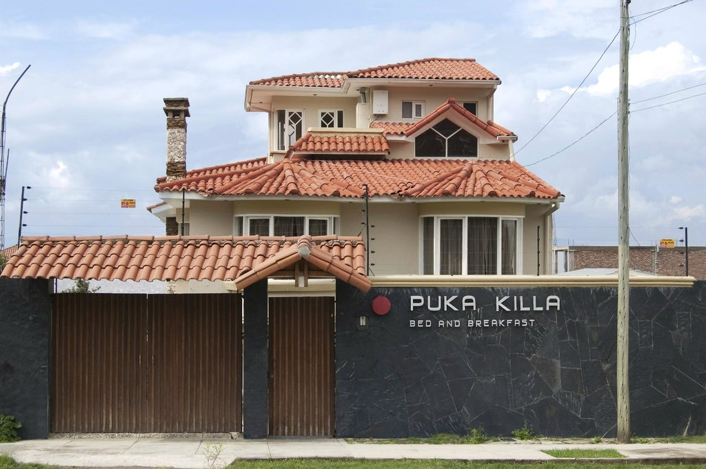 Puka Killa Bed and Breakfast
