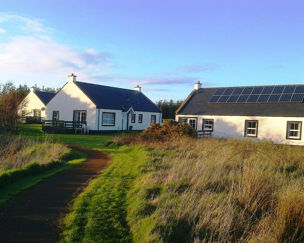 Culmore Bridge Cottages